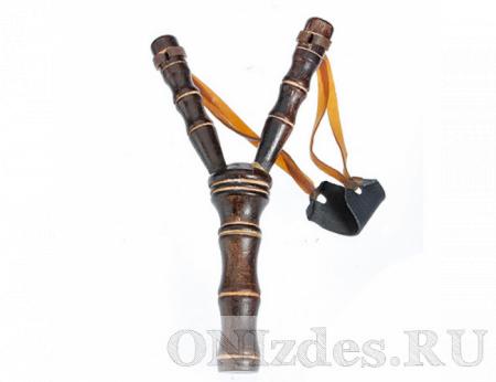 Бамбуковая рогатка