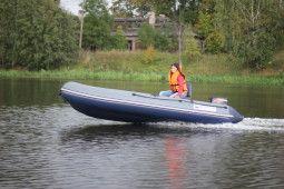 Надувная лодка ГРУПЕР — 400