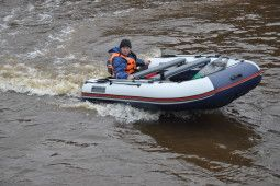 Надувная лодка ГРУПЕР — 380