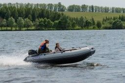 Надувная лодка ГРУПЕР — 360