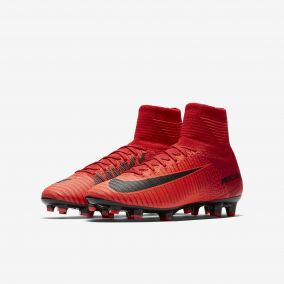 Детские бутсы NIKE MERCURIAL SUPERFLY V DF FG 921526-616 JR