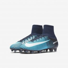 Детские бутсы NIKE MERCURIAL SUPERFLY V DF FG 921526-404 JR