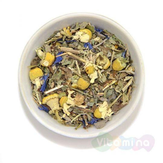 Травяной чай с мятой и лавандой - Вечерний, 100г