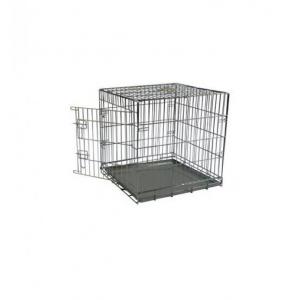 Клетка Papillon металлическая с 1 дверкой 76х54х61см для кошек и собак