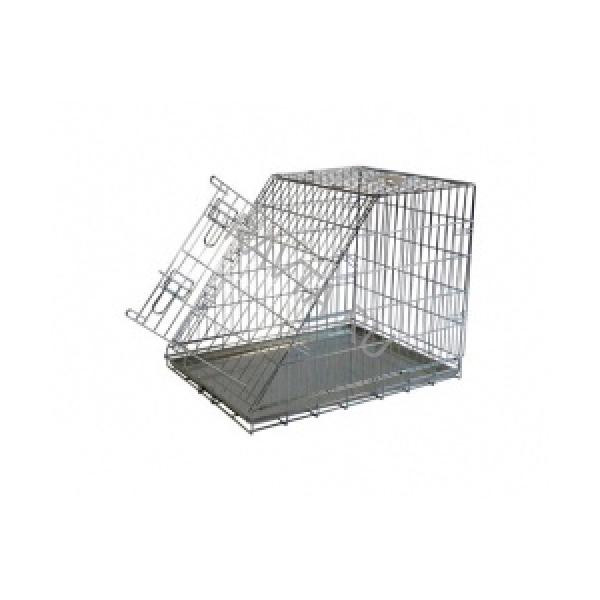 Клетка Papillon металлическая с уклоном 97х64х69см для кошек и собак