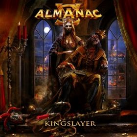 "ALMANAC ""Kingslayer"" [CD/DVD DIGI]"