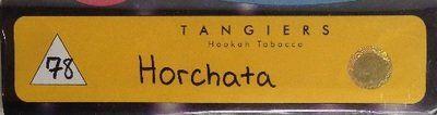 """Tangiers Noir """"Horchata"""" (""""Напиток Орчата"""")"""