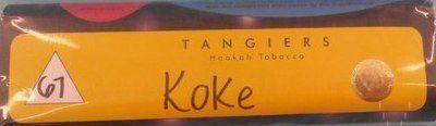 "Tangiers Noir ""Koke"" (""Кока"")"