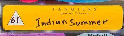 "Tangiers Noir ""Indian Summer"" (""Индийское лето"")"