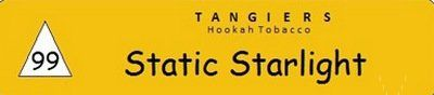 "Tangiers Noir ""Static Starlight"" (""Вечный свет звёзд"")"