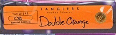 "Tangiers Special Edition ""Double Orange"" (""Двойной апельсин"")"