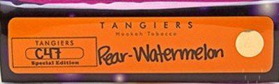 """Tangiers Special Edition """"Pear-Watermelon"""" (""""Груша и арбуз"""")"""