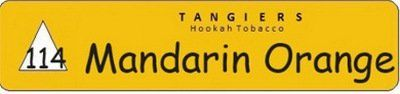 "Tangiers Noir ""Mandarin Orange"" (""Мандарин и апельсин"")"