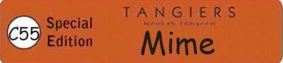 """Tangiers Special Edition """"Mime"""" (""""Лайм с мятой"""")"""