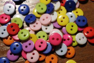 Пуговички малышки - 8 мм - необходимо выбрать цвет