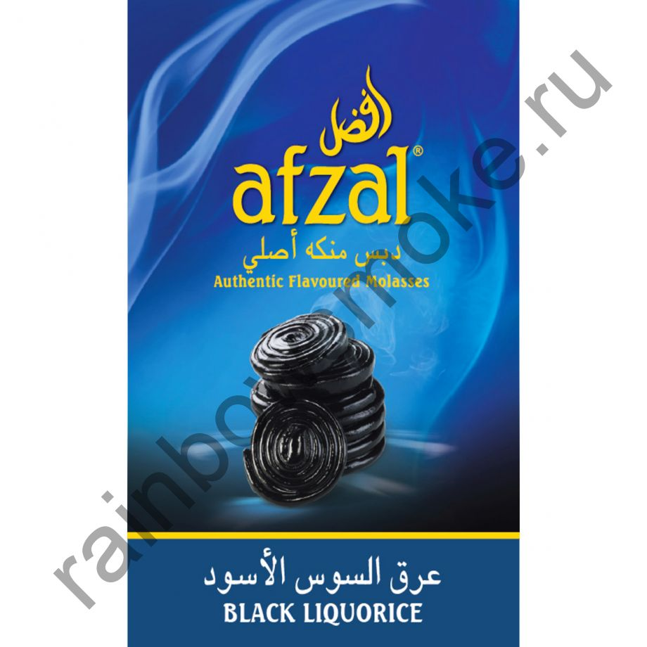 Afzal 50 гр - Black Liquorice (Черная лакрица)