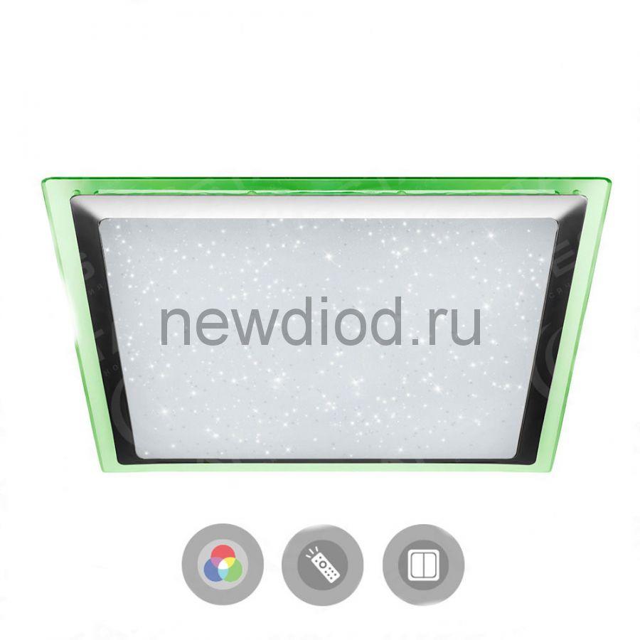 Управляемый светодиодный светильник ARION 60W RGB S-542-SHINY-220V-IP44 (новый размер)