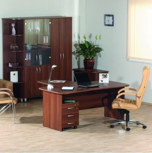 Набор мебели для руководителей (Кабинет)(5 предметов) «Лидер»