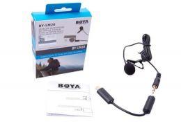 Петличный микрофон Boya BY-LM20