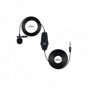 Всенаправленный конденсаторный петличный микрофон для фото/видеокамер JJC SGM-38 II