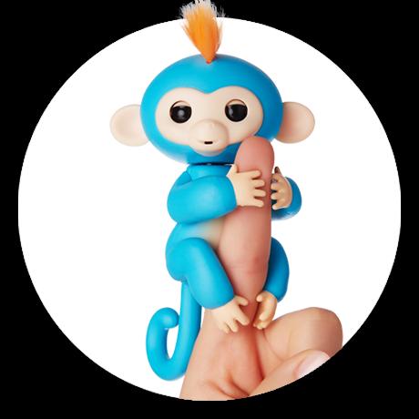 интерактивная обезьянка Борис купить недорого