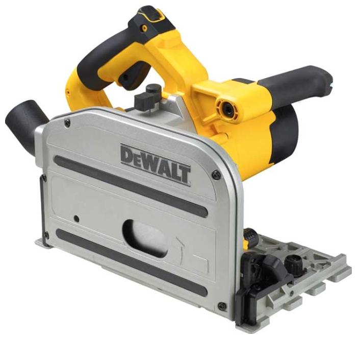 Дисковая пила DeWALT DWS520K-QS