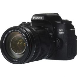 Canon EOS 760D 18-135mm IS STM