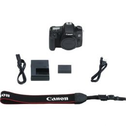 Canon EOS 760D Kit 18-135 mm IS