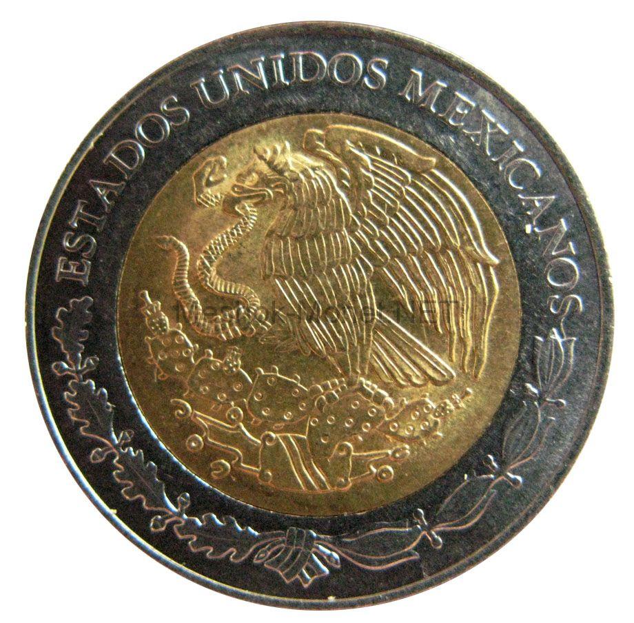 Мексика 2 песо 2003 г.