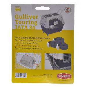 Ремни безопасности для переноски Stefanplast Gulliver Touring 3шт для кошек и собак