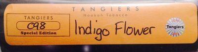 "Tangiers Special Edition ""Indigo Flower"" (""Цветок индигоферы"")"