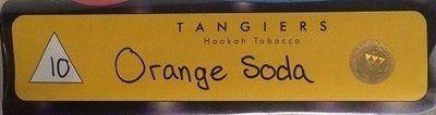 """Tangiers Noir """"Orange Soda"""" (""""Фанта""""""""Апельсиновая газировка"""")"""