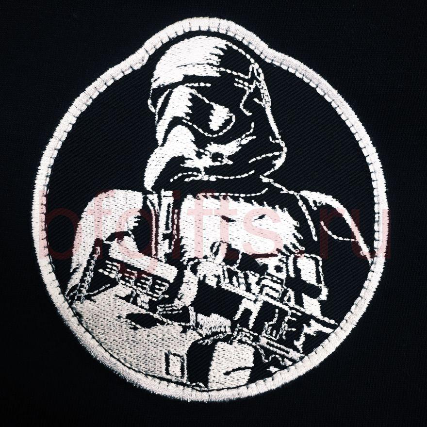 Шеврон Штурмовик вышитый Star Wars