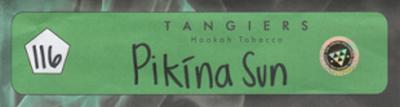 "Tangiers Birquq ""Pikina Sun"" (""Солнце Пикины"")"
