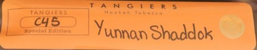 "Tangiers Special Edition ""Yunnan Shaddock"" (""Китайский Помело"")"
