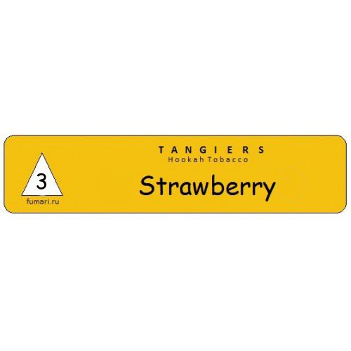 "Tangiers Noir ""Strawberry"""