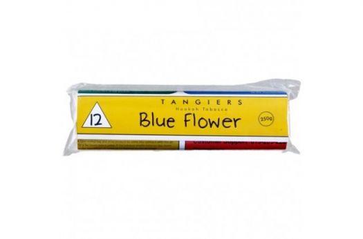 "Tangiers Noir ""Blue Flower"""