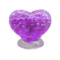 3D Пазл Сердце Crystal Puzzle