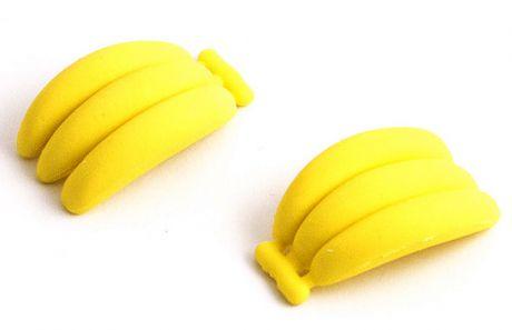 Ластики Бананы 2 шт