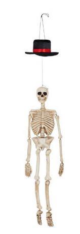 Скелет висящий (125 см.)
