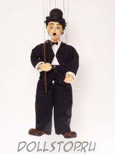 Чешская кукла-марионетка Чарли Чаплин - A21 Chaplin