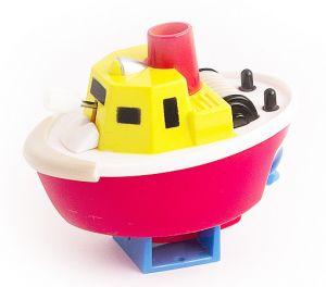 Игрушка инерционная Кораблик