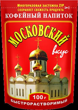 """Цикорий """"Московский"""" м/у 100гр"""