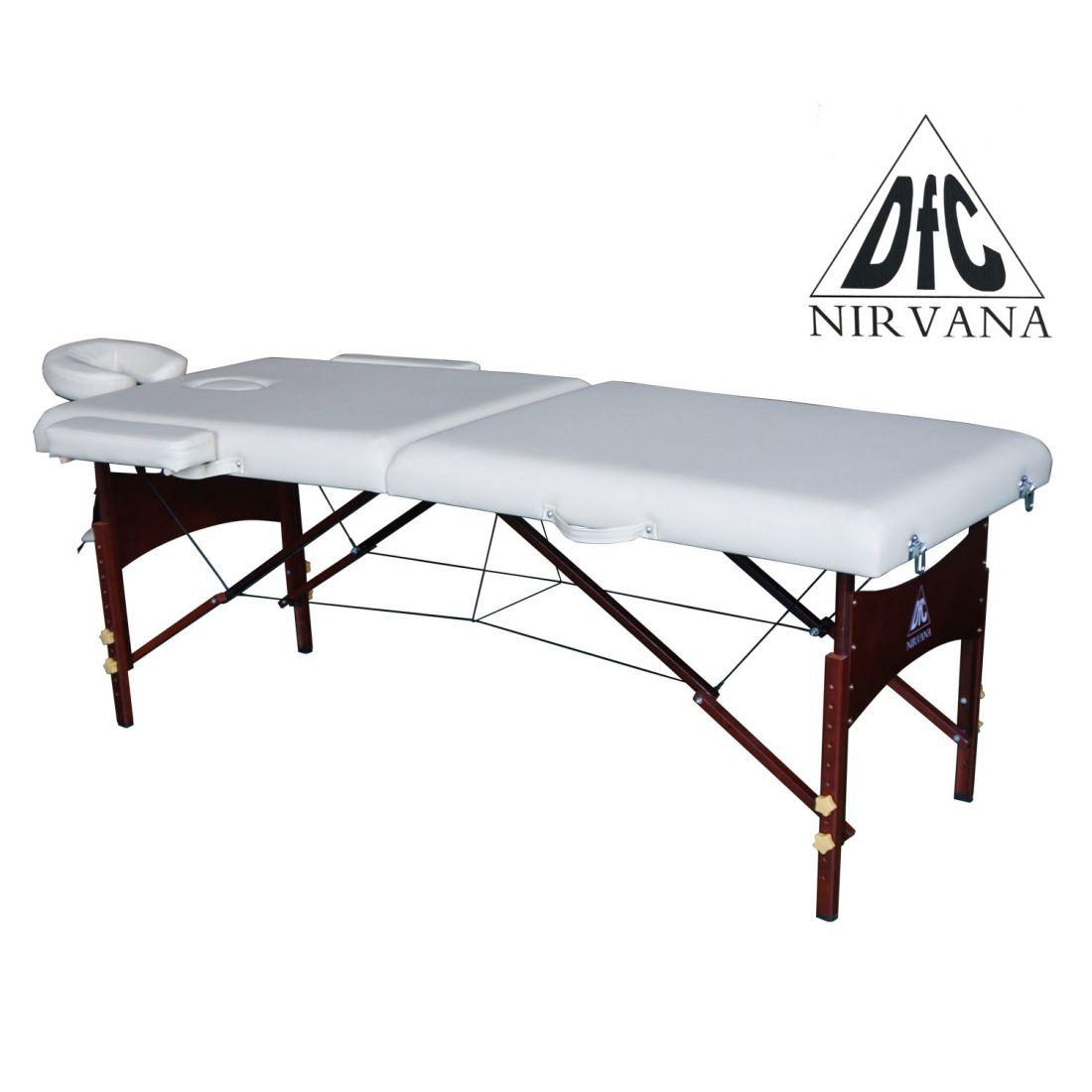 Массажный стол DFC Nirvana Relax (беж)