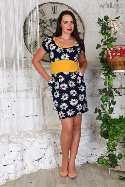 Sale Платье женское Мария Efri-D401 (хлопок)