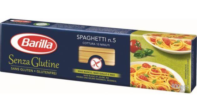 Спагетти без глютена 400г