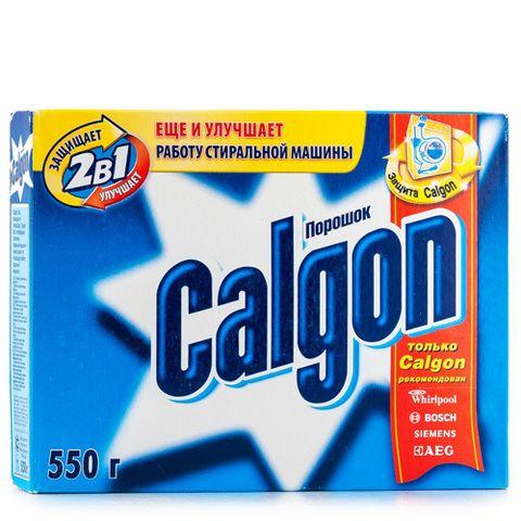 Средство для смягчения воды Calgon 550г
