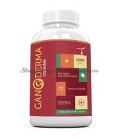 Ганодерма (гриб рейши) в капсулах Хелиос | Helios Bionutrition  Ganoderma Capsules