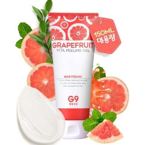 Пилинг-гель для лица BERRISOM  G9 Grapefruit Grapefruit Vita Peeling Gel