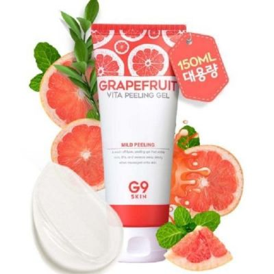 BERRISOM  G9 Grapefruit Пилинг-гель для лица G9SKIN Grapefruit Vita Peeling Gel 150ml